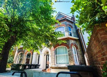 Thumbnail 4 bed flat to rent in Herne Hill Road, London