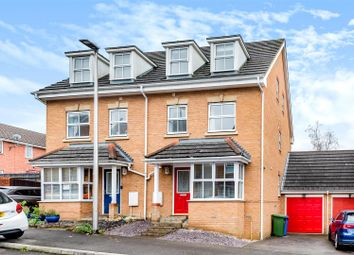 Thumbnail 4 bed town house for sale in Boole Heights, Bracknell, Berkshire