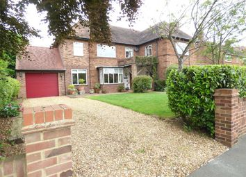 Thumbnail 5 bedroom detached house for sale in Thorpe Park Road, Peterborough