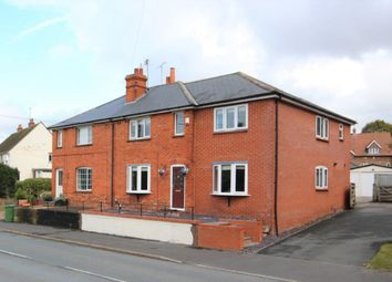 Thumbnail 3 bed semi-detached house for sale in Charlton Village Road, Charlton, Wantage