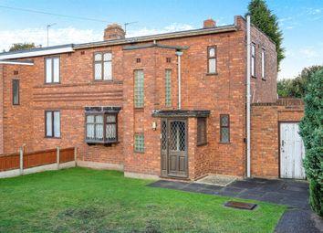 Thumbnail 3 bed semi-detached house for sale in Bradley Lane, Bilston