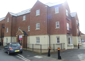 Thumbnail 2 bedroom flat to rent in Cassini Drive, Oakhurst, Swindon