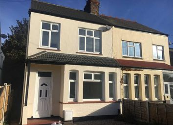 Thumbnail 3 bedroom semi-detached house to rent in Rylands Road, Southend On Sea, Essex