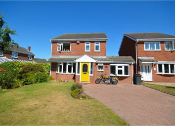 Thumbnail 6 bed detached house for sale in Bishops Cleeve, Austrey, Atherstone