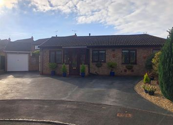Thumbnail 3 bed detached bungalow for sale in Lapley Avenue, Stafford
