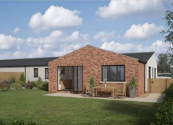Thumbnail 4 bed semi-detached bungalow for sale in Lowfields Centre, Brant Road, Lincoln