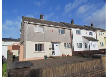Thumbnail 2 bed end terrace house for sale in Goodwin Avenue, Plymouth
