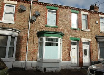 Thumbnail 3 bedroom terraced house for sale in Camelon Street, Thornaby, Stockton-On-Tees