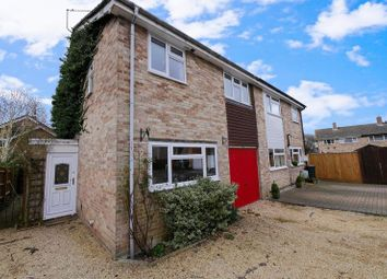 Thumbnail 3 bedroom semi-detached house for sale in Mayfield Close, Chalgrove, Oxford