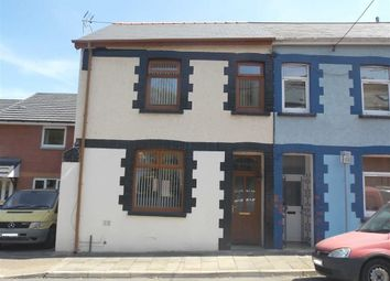 Thumbnail 3 bed end terrace house for sale in Crawshay Street, Ynysybwl, Pontypridd
