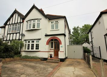 Thumbnail 3 bed semi-detached house for sale in Darenth Road, Leigh-On-Sea