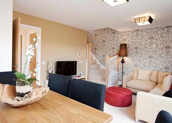 "Thumbnail 3 bedroom detached house for sale in ""The Dalton"" at Burton Street, Market Harborough"
