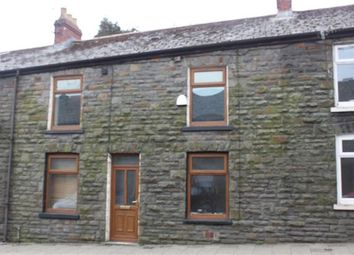Thumbnail 2 bed terraced house to rent in East Road, Tylorstown, Ferndale, Rhondda Cynon Taff.
