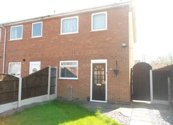 Thumbnail 2 bedroom semi-detached house to rent in Fair Lea Close, Nottingham