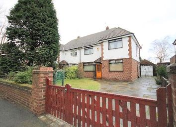 Thumbnail 3 bed semi-detached house for sale in Gores Lane, Formby, Liverpool