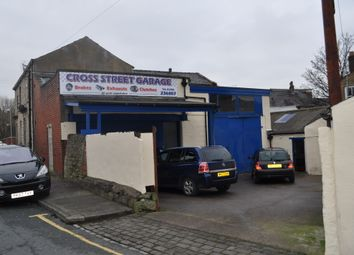 Thumbnail Parking/garage for sale in Cross Street, Accrington