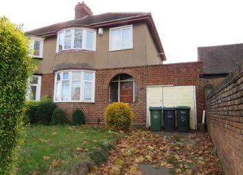 Thumbnail 3 bed semi-detached house for sale in Beebee Road, Wednesbury