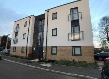 Thumbnail 2 bedroom flat to rent in James Avenue, Peterborough, Cambridgeshire