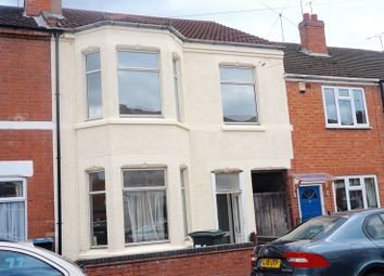 Thumbnail 5 bedroom terraced house to rent in Somerset Road, Coventry