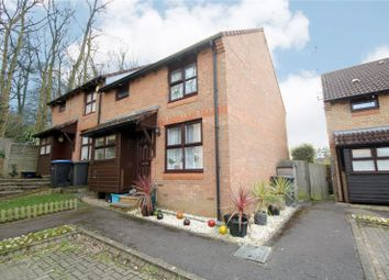 Thumbnail 1 bed semi-detached house for sale in Rowhurst Avenue, Addlestone, Surrey
