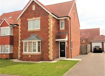 Thumbnail 4 bed detached house for sale in Lady Mantle Close, Bishop Cuthbert