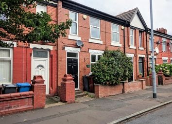 Thumbnail 2 bed terraced house to rent in Thornton Road, Fallowfield