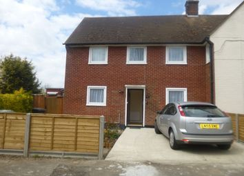 Thumbnail 3 bedroom semi-detached house to rent in Rushfield, Potters Bar