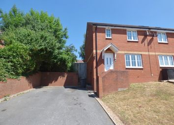 Thumbnail 3 bedroom end terrace house to rent in Kingfisher Close, Torquay