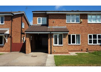 Thumbnail 2 bed semi-detached house for sale in East Avenue, Billingham