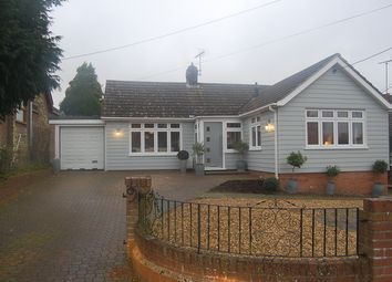 Thumbnail 3 bed bungalow for sale in Green Lane, Martlesham