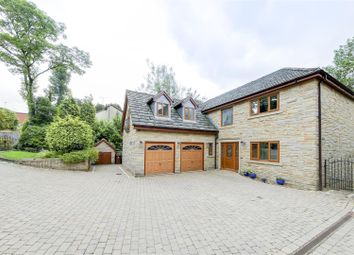 5 bed detached house for sale in The Crescent, Haslingden, Rossendale BB4