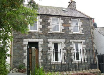 Thumbnail 5 bed terraced house for sale in Creebridge, Minnigaff, Newton Stewart, Wigtownshire