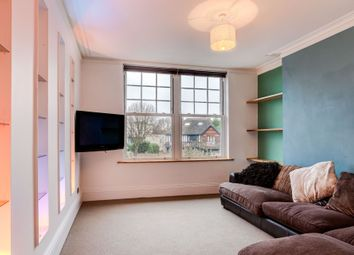 Thumbnail 1 bed flat to rent in Wilbury Villas, Hove