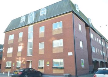Thumbnail 2 bed flat for sale in Naventis Court, Singleton Street, Blackpool, Lancashire