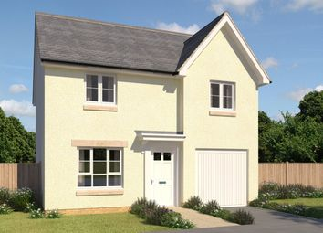 "Thumbnail 3 bedroom detached house for sale in ""Ravenscraig"" at South Larch Road, Dunfermline"