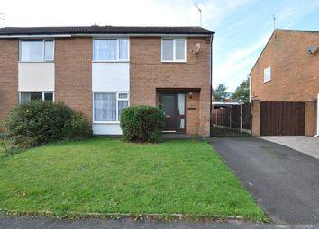 Thumbnail 3 bed semi-detached house for sale in Mitton Crescent, Kirkham, Preston, Lancashire