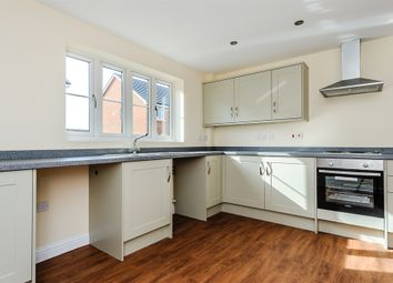 Thumbnail 3 bedroom semi-detached house for sale in Burghwood Yard, Mileham, King's Lynn