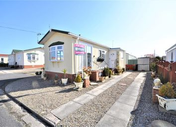 Thumbnail 2 bed mobile/park home for sale in Beech Drive, Lamaleach Park, Freckleton, Lancashire