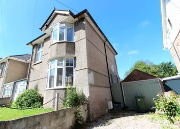 Thumbnail 3 bed semi-detached house to rent in Tamar Villas, Plymstock, Plymouth