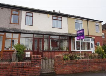 Thumbnail 3 bed terraced house for sale in Healey Avenue, Heywood