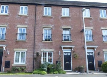 Thumbnail 4 bed town house for sale in Warburton Close, Barnton, Northwich, Cheshire