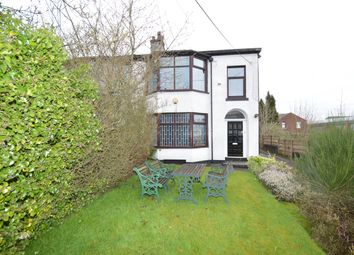 Thumbnail 4 bed detached house to rent in Bury New Road, Prestwich, Manchester