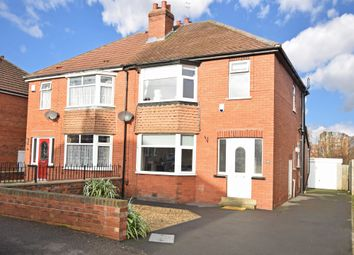 Thumbnail 3 bed semi-detached house for sale in Belle Isle Avenue, Wakefield
