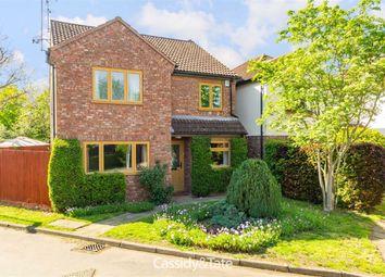 4 bed detached house for sale in Balmoral Close, St Albans, Hertfordshire AL2