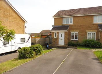 Thumbnail 2 bed end terrace house to rent in Pencerrig Rise, Heolgerrig