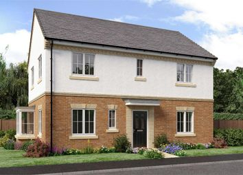 "Thumbnail 4 bedroom detached house for sale in ""The Stevenson"" at Weldon Road, Cramlington"