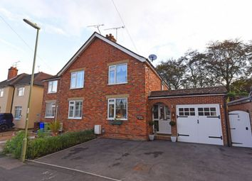Thumbnail 3 bed semi-detached house for sale in Ringwood Road, Farnborough