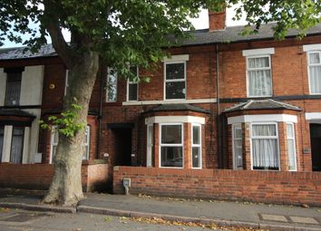 Thumbnail 3 bedroom end terrace house for sale in Vernan Road, Nottingham