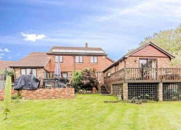 Thumbnail 6 bed detached house for sale in Water Meadow Close, Hempstead, Gillingham