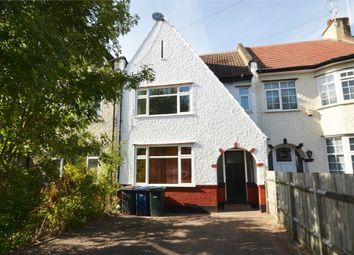 Thumbnail 3 bed terraced house to rent in Brockenhurst Gardens, London